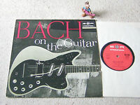 "ANDRÉ BENICHOU Bach on the Guitar GER 10"" S*R INTERNATIONAL 60359"
