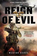 Reign of Evil: A SEAL Team 666 Novel-ExLibrary
