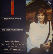 CD CHOPIN MALIKOVA ORCHESTRA TORINO