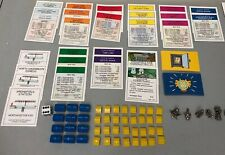 Simpsons Monopoly Replacement Houses & Hotels