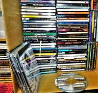 YOU PICK - CD Lot of ROCK from 60s & 70s + Nice Condition & Selection $3.50 Each