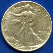 1946 United States Silver Half Dollar (12.5 Grams .900 Silver)