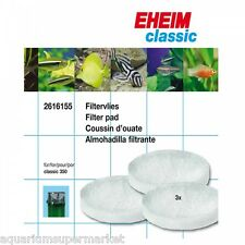 EHEIM Fine Filter pad 3pk for classic 2215 2616155 foam GENUINE
