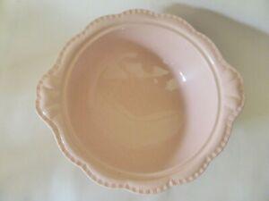 Vintage J & G Meakin Sol Rosa Serving Bowl, Pink Vintage China, 1940s Decor