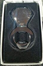 Wedding ring Diamond bottle opener bridal party/shower favors 20pcs.
