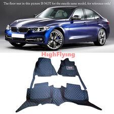 RHD Car floor mats For BMW 3 series F30 2013 2014 2015 2016 Auto foot mats pad