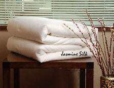 Jasmine Silk 100% Mulberry Seda Relleno Edredón Colcha EMPERADOR Size 9 gramaje