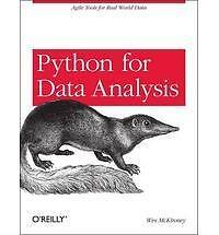 Python for Data Analysis : Data Wrangling with Pandas, NumPy, and IPython by...