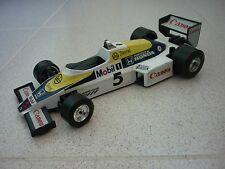 FORMULA 1 - WILLIAMS FW 08 - BURAGO  - 6105 - SCALA 1:24 - ANNI '80
