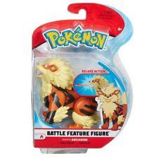 "Pokemon 4.5"" Battle Feature Figure Pack Arcanine Legendary Pokemon"
