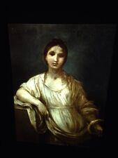 "Guido Reni ""Maiden With Crown"" 35mm Italian High Baroque Art Slide"