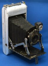 EASTMAN KODAK No.1 POCKET Series II VINTAGE Antique Folding Film Bellows Camera