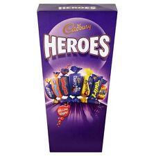 Cadburys Miniature Heroes-323g-Dairy Milk,Caramel,Many More - Pack of 2