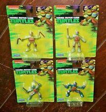 "TMNT 2"" Figures: DONATELLO, RAPHAEL, LEONARDO & MICHELANGELO!"