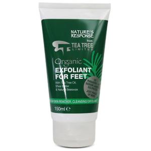 Nature's Response Exfoliant For Feet 150ml