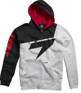 NEW Shift MX Reed Replica Red/White Off Road Motorcross Lifestyle Hoodie