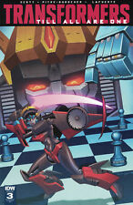 Transformers #3 Till All Are One 1:10 Retailer Incentive Variant RI IDW