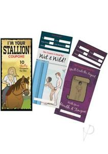 Romantic Sex Coupons Couples Position Card Games Bedroom Foreplay Adult Toys