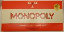 Vintage Monopoly Board game Made in Great Britain
