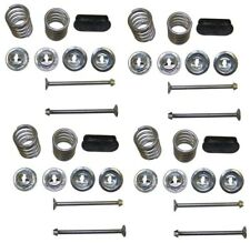 Four  brake Hold Down Kits for AMC 8 cyl 1958-1962 1963 1964 1965 1966 1967 1968