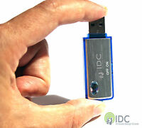 8GB Digital USB Dictaphone - Spy Voice Recorder Listening Device Memory Stick
