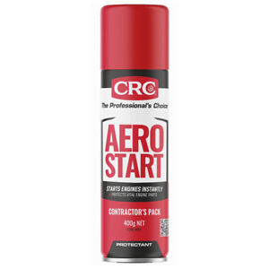 CRC AEROSTART, Start Ya Bastard, Rapid Start Spray 400g Starts Engines Instantly