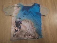 Molo MOTO T-shirt de 4 años de edad 104 Raindrops de Algodón Orgánico