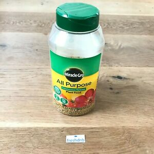 Miracle-Gro  All Purpose Continuous Release Plant Food 500 Grams