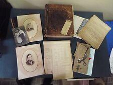 Bible Mayflower Descendants - Brewster, LaSalle Family - Archive