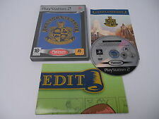 Canis Canem Edit (PAL) Playstation 2 PS2 PS3 Sony Complete OVP CIB