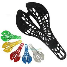 MTB Bicycle Hollow Out Spider Saddle Seat Cushion Light Mountain Bike Plastic