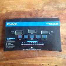 REEBOK EDGE 2.2 TREADMILL MODEL-REOM-11305 ( CONSOLE (PCB) FOR SALE ONLY )*AONA*