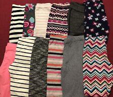 Girls Gymboree Size 10 Legging Lot (12 Pieces)