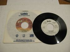 Dave Edmunds/ Lot of two Promo 45s/ Queen Of Hearts/ Almost Saturday Night