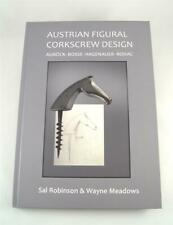 Austrian Figural CORKSCREW Design BOOK Hagenauer Auböck Rohac Bosse 160 p.