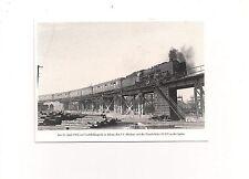 Sammlerkarte, Eisenbahn,  Lok, Osnabrücker 03219, imApril 1952