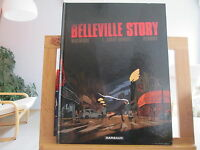 BELLEVILLE STORY T1 REEDITION TTBE AVANT MINUIT PERRIOT MALHERBE