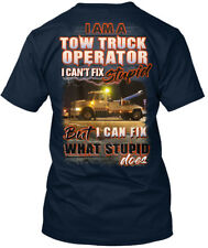 Long-lasting Awesome Tow Truck Operator - I Am A Can't Fix Premium Tee T-Shirt