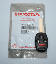 NEW OEM 03-07 HONDA ACCORD KEYLESS REMOTE HEAD FOB OUCG8D-380H-A 35118-SDA-A11