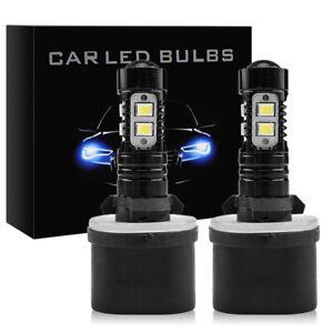 880 LED Fog Driving Light Bulb 6000K for Chevy Chevrolet Tahoe 2000 - 2006