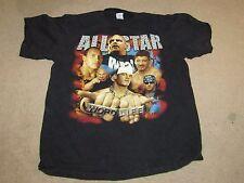 Wwf Wwe T-shirt Cena, Goldberg, Undertaker, Eddie Guerrero, The Rock Great condi