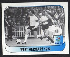 "EURO 96 STICKER ""WEST GERMANY 1972"" No 249 BY MERLIN"