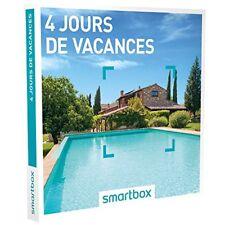 Coffret Cadeau - 4 jours de Vacances - Smartbox
