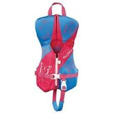 Full Throttle™ Infant Hinged Rapid-Dry Flex-Back Vest - Pink