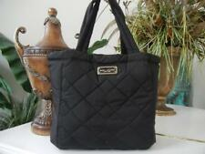 NWT MARC JACOBS LARGE BLACK QUILTED TOTE SHOULDER TRAVEL BAG $200 FREE SHIPPING