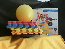 Moosgummi-Puzzle- Matte bzw Platte Kinder Spass und Fitness für innen und aussen