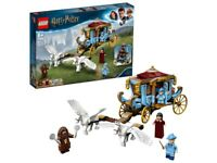 LEGO Harry Potter 75958 Beauxbatons Carriage: Arrival at Hogwarts Age 8+ 430pcs