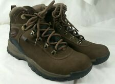 Columbia Men's Dillon Ridge Hiking Boots Brown 9 Waterproof Ankle Leather