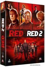 "DVD ""RED + RED 2"" NUEVO EN BLÍSTER"