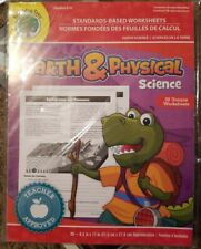 Grade 4 5 6 Earth & Physical Science 38 Worksheets